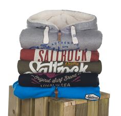 A Range of Saltrock Hoodies to keep you warm this Winter