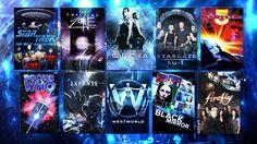 Best Sci-Fi TV series. Choose your favourite!