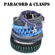 paracord jewelery