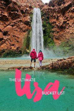 The Ultimate USA Travel Bucket List - 101 Must See Places in USA // Local Adventurer Check out the Ultimate USA Bucket List. We cover the best places to visit, see and experience in the country. Places In Usa, Places To Travel, Hiking Places, Hiking Trails, New York Tourist, Travel List, Usa Travel, Travel Bucket Lists, Travel Jobs