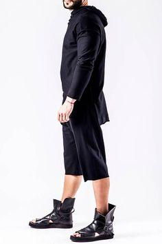 BLACK JOGGING PANTS black relaxed jogger pants comfort fit