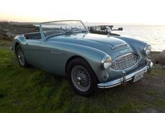 The 1960 Austin Healey 3000 MKI is a clean and sorted driver that is powered by a 2,912cc straight-six paired with a Toyota 5-speed manual gearbox. Other upgrades performed by the previous owner for improved driveablity include the installation of Bilstein shocks, an alternator conversion, and magne