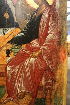 Byzantine Icons, Alba, More Photos, Fresco, Archangel, Angels, Painting, Fresh, Painting Art