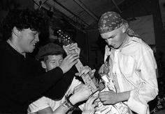 Operation Ivy Gilman Street 1987