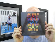"""Beatsteaks - Saysaysay (Vinyl 7"""")  >>> http://www.hhv.de/shop/de/artikel/beatsteaks-saysaysay-323946"""