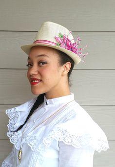 Tembleque Panameños  Fedora Hats For Women  Panama  by QXPShop