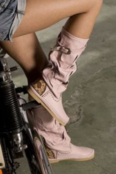 Hector Ibiza Boots - Love them!