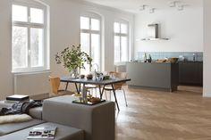 Essbereich und Küche | Katzbachstrasse 27