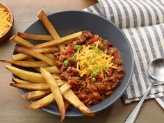 Dragon's Breath Chili recipe from Guy Fieri via Food Network