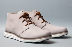Cole Haan LunarGrand Chukka - New Images | Sole Collector - I WANT THESE!