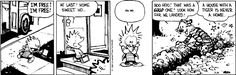 Image result for calvin and hobbes susie comics