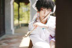 Cosplay Hakutaku - Hoozuki no reitetsu