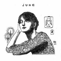 Florence Welch Tattoo, Moon Unit, Parisian Summer, Florence Art, Florence The Machines, Illustration Art, Illustrations, Ftm, Aesthetic Design