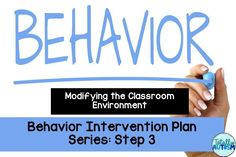 BIP Series Step Evaluating ABC Data and Implementing intervention - Totally Autism Behavior Plans, Student Behavior, Classroom Behavior, Autism Classroom, Classroom Environment, Pe Teachers, Teacher Blogs, Organization Skills, Classroom Organization