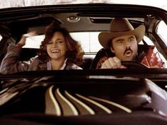 Burt Reynolds Sally Field, Smokey And The Bandit, Wedding Movies, We Movie, Universal Pictures, American Muscle Cars, Movie Photo, Photo Essay, Great Movies