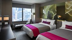W New York - Times Square Spectacular Room