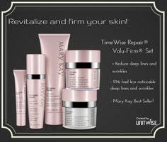 One of Mary Kay's best sellers! Great affordable products for mature skin. For more images like this: http://on.fb.me/1kP77Xz