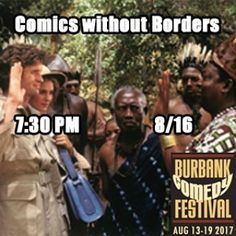 We are bringing some #FunnyBusiness to Burbank. Get tix at BurbankComedyFestival.com
