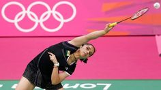 #Rio2016 in #Badminton India's #SainaNehwal loses against Ukraine's Maria Ulitina by 18-2119-21
