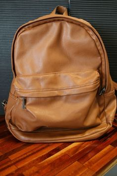 1dff53f1b3c Aldo Backpack Brown School Travel - Travel Backpack  travel  backpack -   19.99 (0 Bids) End Date  Saturday Feb-23-2019 12 35 38 PST Bid now