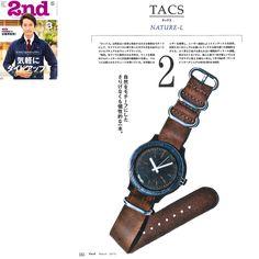 2nd3月号のP121にNATURE L(TS1401A)が掲載。http://www.tacs-image.jp/