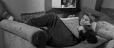 """""""I 400 colpi"""", film del 1959 di F. Truffaut."""