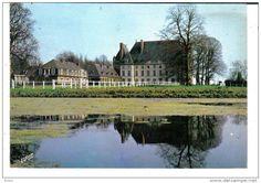 Frankreich - CPM MORBECQUE Château DE LA-MOTTE-AU-BOIS, 1973