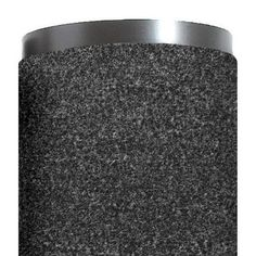 """4' x 6' Charcoal (1 per Pack) by Box. $134.54. Densely tufted, cut pile mats provide moisture retention.Non-slip vinyl backing.3/8"""" thickness."""
