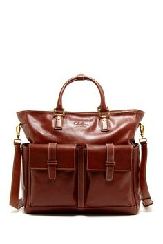 Cole Haan Executive Tote by Finishing Touches: Men's Accessories on @HauteLook