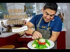 Youtube, Mario, Recipes, Videos, Chicken Kitchen, Stuffed Tomatoes, Vegetarian Recipes, Salads, Chilean Recipes