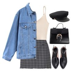 naked with you by winterlilac12 on Polyvore featuring Quintess and Thom Browne