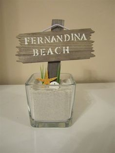 Have table signs named after specific beaches in your area. Bride/Groom table named after honeymoon spot. Beach Wedding Tables, Wedding Table Names, Beach Wedding Decorations, Wedding Reception, Table Decorations, Wedding Ideas, Wedding Planning, Hawaii Wedding, Wedding Stuff