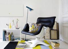 Karuselli Chair / Yrjö Kukkapuro // Finnish Design Shop /// via Apartment Therapy