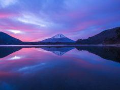 ふもとっぱらの夜明け(ID:4324277)拡大ページ - 写真共有サイト:PHOTOHITO