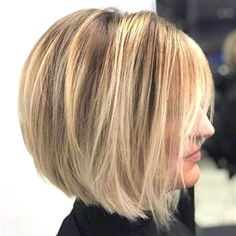 Here are 15 latest bob haircuts; from Short Haircut Recently we have a hairstyle that we love to see every day: bob hairstyle. If you like young and dynamic hair models, you will love the bob cuts…More #BobHairstyles #BobHaircut