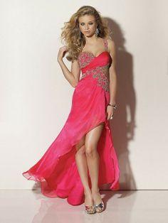 #dress#prom#pink#fashionable#laff♥
