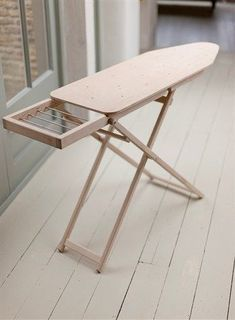 Plastic-free and zero waste ironing board