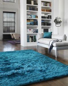7 idees de tapis turquoise tapis