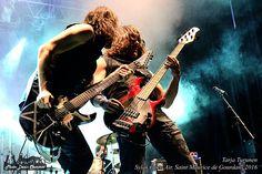 "Alex Scholpp and Kevin Chown playing for Tarja Turunen live at ""SYLAK Open Air"", France, 07/08/2016 #tarja #tarjaturunen #sylakopenair #sylak PH: Denis Charmot https://web.facebook.com/Denis-Charmot-99116138233/"