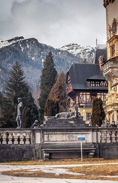 Is this in Europe? yes, it is in Europe Romania, Transylvania. Romanian Castles, Peles Castle, Transylvania Romania, Romania Travel, Beautiful Architecture, Best Cities, Eastern Europe, Solo Travel, Where To Go