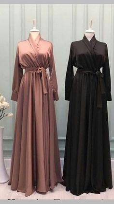 Muslim Fashion 809522101757657773 - Source by deandredonavan Islamic Fashion, Muslim Fashion, Modest Fashion, Fashion Dresses, Hijab Evening Dress, Hijab Dress Party, Evening Dresses, Hijab Fashion Inspiration, Mode Inspiration