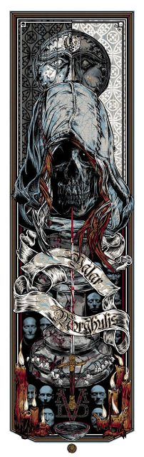 'Game Of Thrones' 'Call The Banners: Series 3' Valar Morghulis - Many Faced God by Rhys Cooper