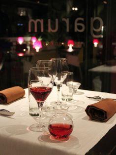 Garum Restaurante Café Bar, Marbella, Spain.