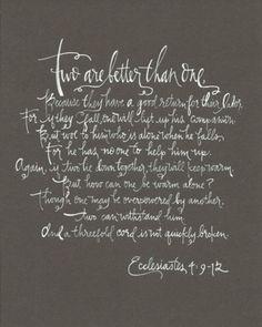 A good Verse