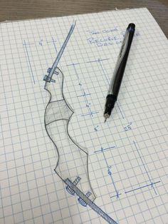 Takedown Recurve Bow - Home made Get Recurve Bows at https://www.etsy.com/shop/ArcherySky