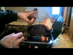 Coleman Camp Toaster - YouTube Survival Videos, Toaster, Camping, Youtube, Campsite, Toasters, Campers, Youtubers, Tent Camping