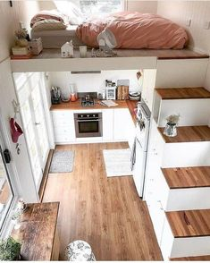 A 40 m^2 apartment