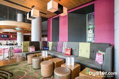 Remix Lounge at the Aloft Abu Dhabi