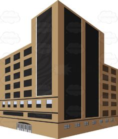 Brown, Tall Dark Glass City Building With Corner Angle Two Dimension Depth Drawing #abode #architecture #brick #building #city #decks #depth #dimensions #diminishing #distance #doors #dwelling #exterior #floor #glass #horizon #level #linear #office #PDF #perspective #point #realestate #residence #shrink #skyscraper #storey #tower #two-point #urban #vanishing #vectorgraphics #vectors #vectortoons #vectortoons.com #windows #work