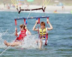 Surfside Beach watersports